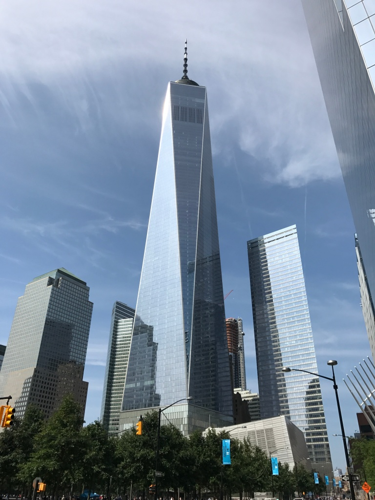 Remembering 9 11 One World Trade Center Museum And Memorial Is A Symbol Of Defiance