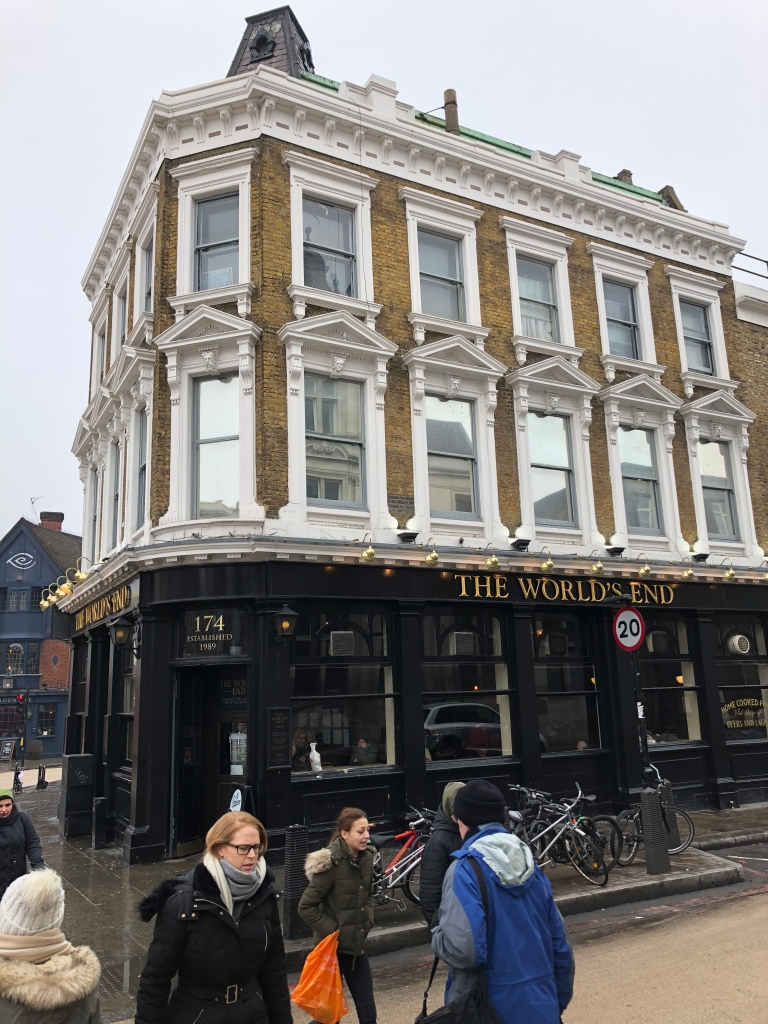 Camden Town: Camden's Contrasts: From Railway Town To Birthplace Of