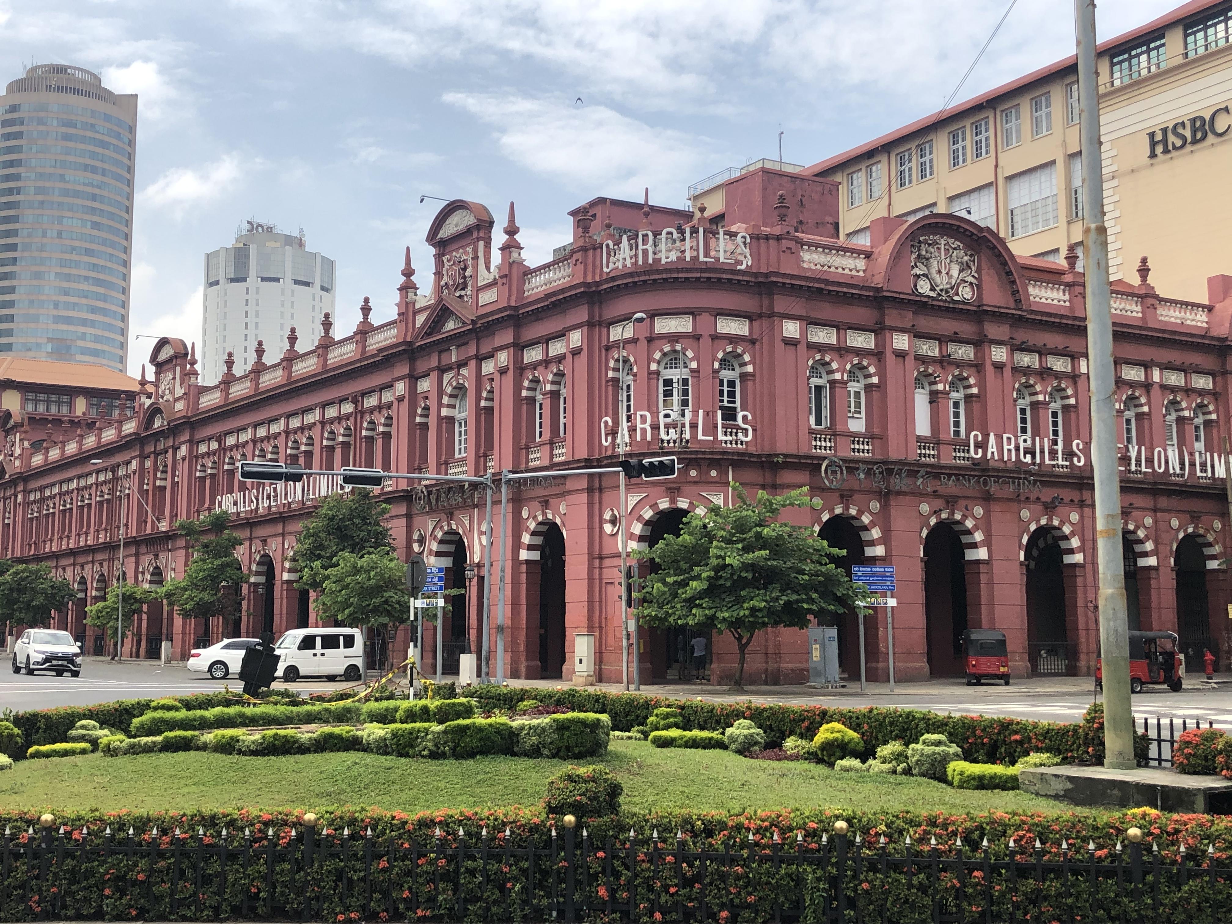 Colonial Sri Lanka: Uncovering Ceylon's Colombo capital – Past In